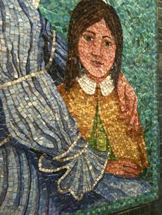 From my private photo collection of mosaics I enjoyed in Austin, TX.