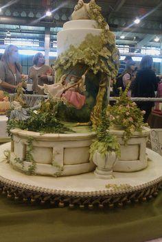 amazing cake!!!! IMAG0111 by onsite.logic, via Flickr