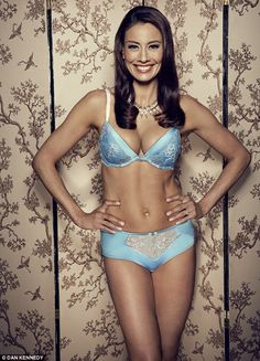Melanie Sykes shows off a bikini body to die for as she becomes new face of Ultimo at 43 Bikini Clad, The Bikini, Does Your Mother Know, Head And Shoulders Shampoo, Melanie Sykes, Lingerie Shoot, Sexy Lingerie, Lingerie Sets, Affordable Lingerie