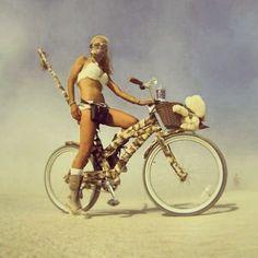 burning man 2013. Form follows function no more than on the playa.