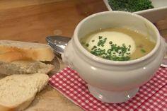 Zó maak je binnen 10 minuten een pittige mosterdsoep met maar 5 ingrediënten