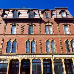 "121 Middle Street, Portland, Maine (Photo:  ""Old Port Magazine"")"