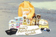 Sweepstakes Australian Gold Summer Prize Pack