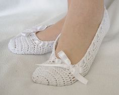 White bridal wedding dance slippers or comfortable by yagmurshop, $25.00