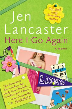 Here I Go Again paperback cover