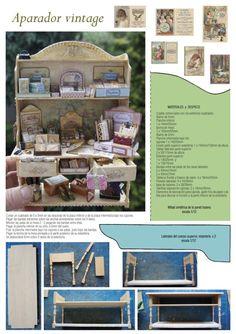 """Dans son numéro de juin 2013, c'est cette fois ma boutique """"Naphtaline"""" qui a été présentée sur 8 pages. Un tout grand merci à Madelva ..."""