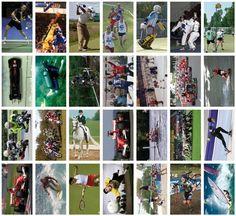 Stammetjes Stickers Sporten