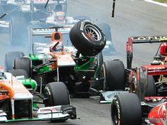 Paul di Resta, Monza 2013