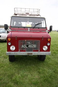 Land Rover 109 IIB Forward Control (1964) | Flickr - Photo Sharing!