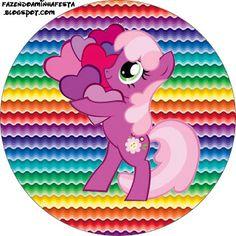 Imprimibles de My Little Pony 3.