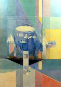 Pintor Luis Dourdil 1914 - 1989