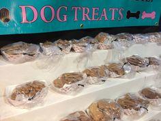 Dog treats in many flavors by Jill Krol, Nibbles Bakery Dog Treats Holiday Market, Dog Treats, Gift Guide, Bakery, Lovers, Animal, Gifts, Presents, Doggie Treats