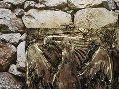 a faithful attempt: Foil Embossing (Repoussé)