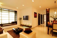 Home decor - Properties in Andheri Flats in Andheri East Mumbai Oberoi Splendor Home Decor Furniture, Home Decor Bedroom, Living Room Decor, Closet Bedroom, Indian Home Interior, Indian Home Decor, Hall Interior, Interior Design Living Room, Living Room Designs