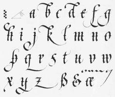. Calligraphy Practice, Calligraphy Handwriting, Calligraphy Alphabet, Typography Letters, Caligraphy, Penmanship, Bullet Journal, Letras Tattoo, Journal Fonts