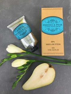 Freesia & Pear is the latest fragrance to be added to our Naturally European collection.
