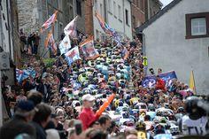 La côte de Saint-Roch sur Liège-Bastogne-Liège - © ASO/Bruno Bade Toute reproduction, même partielle, sans autorisation, est strictement interdite. Le Tour de Belgique s'élance demain. Son parcours rendra une nouvelle fois un hommage appuyé aux classiques...