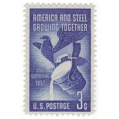 Qty of 10  Unused  Vintage Postage Stamp by vintagepostageshop, $3.25
