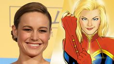 "After winning the best actress Oscar for ""Room,"" Brie Larson has her sights on another marvelous role. Sources tell Variety Larson is in early talks to play Captain Marvel, one of Marve…"