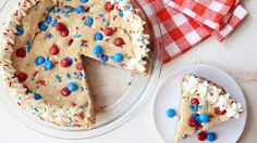 Dress up a pouch of sugar cookie mix with a few simple ingredients for the easiest (and tastiest) Fourth of July dessert you'll make this year!