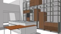 Keuken Gijs & Lein - ontwerp Tieme Rietveld