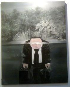 ON AND OFF -- Li Baoxun (李宝荀; b1983, LiaoNing Province, China)