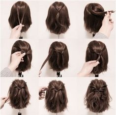 15 Ways To Style Your Lobs (Long Bob Hairstyle Ideas) – Hairstyles – New … - Frisur Ideen Long Bob Hairstyles, Everyday Hairstyles, Trendy Hairstyles, Braided Hairstyles, Hairstyle Short, Wedding Hairstyles, Hair Updo, Gorgeous Hairstyles, American Hairstyles
