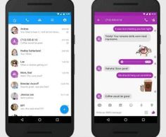 The Rich Communication Services (RCS) is a major update to SMS messaging since iMessage and WhatsApp. Currently, Android users in the United States are able to get benefits. Facebook Messenger, Sms Text, Text Messages, Google Play, Mobiles, Smartphone News, Messages, Android, Yard Sticks