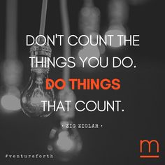 On the measures of #success. #FridayWisdom #quote #ventureforth