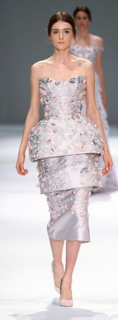 Ralph & Russo Spring Summer 2015 Collection