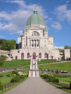 Oratoire de Montréal,lieux magnifique