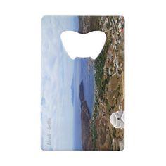 Livadi – Serifos Credit Card Bottle Opener
