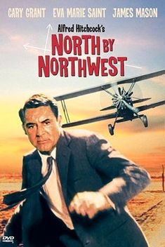 Alfred Hitchcock's North by Northwest starring Cary Grant