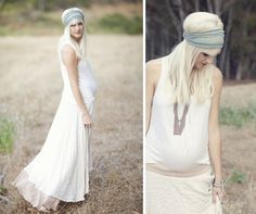 pregnancy shots and angles, fashion