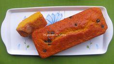 Mi granito de harina: Cake de calabaza