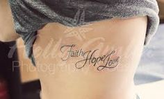This would be so cuteee if everyone didn't have faith hope love tattoos Faith Hope Love Tattoo, Love Tattoos, Tattoo Quotes, Tattoo Designs, Tatto Designs, Design Tattoos, Literary Tattoos, Tattooed Guys, Tattoo Patterns
