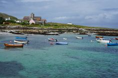 Iona Abbey – Argyll and Bute, Scotland | Atlas Obscura
