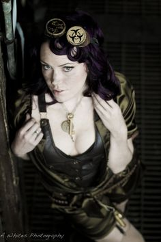 dieselpunk 1 | by AWhitesPhotography #photography #dieselpunk #steampunk