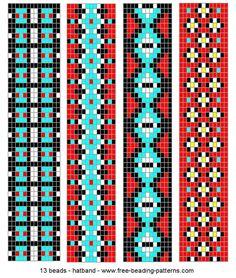 More Beaded Bracelets