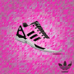 Adidas - ZX FLUX - Experimental Project on Behance