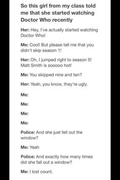 Doctor meets Sherlock...I'm okay with that