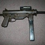 US M3A1 GREASE GUN (OLD STYLE DE-ACTIVATION) | Militaria | WARSTUFF