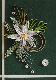 Quilling ~ Flower