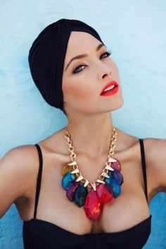 Kim Kardashian - Fashion Friday: Trendy Turbans