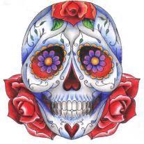 caveira-mexicana-desenho-tattoo-modelo                                                                                                                                                      Mais