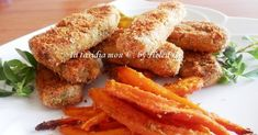 Fish with bake vegetables Baked Vegetables, Weight Watchers Meals, French Toast, My Recipes, Chicken, Fish, Breakfast, Baking, Ethnic Recipes