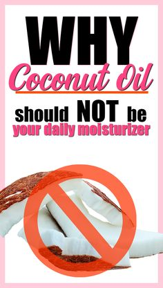 Natural Oils, Their Fatty Acids, and Why You Should Never Use Coconut Oil as Your Daily Moisturizer Diy Skin Care, Skin Care Tips, Benefits Of Coconut Oil, Oil Benefits, Image Skincare, Natural Moisturizer, How To Get Rid Of Acne, Natural Oils, Natural Skin
