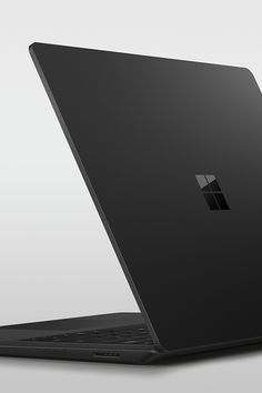 Expression comes naturally with the Surface Laptop now available in stylish Black. Microsoft Surface Book, Surface Laptop, Computer Setup, Electronic Devices, Laptops, Web Design, Gadgets, Stylish, Computers