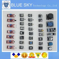 Free Shippiing 37 in 1  Sensor Kit For Arduino Starters keyes brand in stock good quality low price-in Other Electronic Components from Electronic Components & Supplies on Aliexpress.com | Alibaba Group