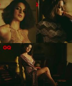 Watch: Kangana Ranaut slays in the BTS video of GQ cover shoot